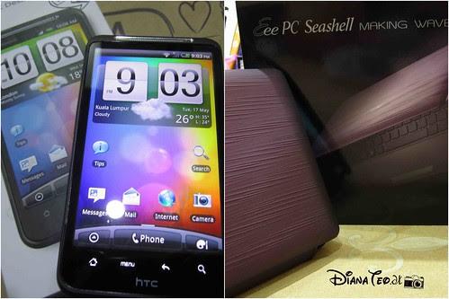 DT's HTC & Asus