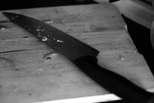 Cuchillo de Cocina [B&W]