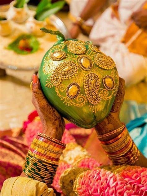 Pelli Kobbari Bondam   Indian Wedding Style   Wedding