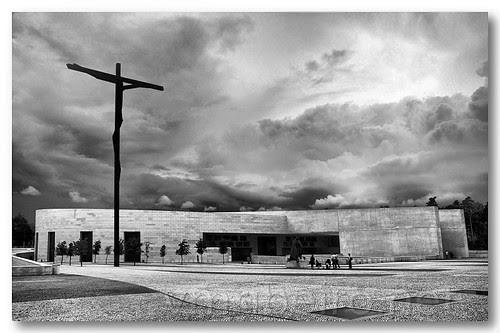 Basílica da Santíssima Trindade by VRfoto