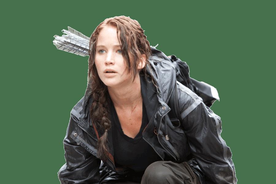 Image result for katniss hunger games