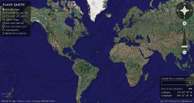tour the world with google earth france maps and satellite images via