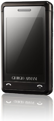 Samsung Giorgio Armani mobile phone - Review