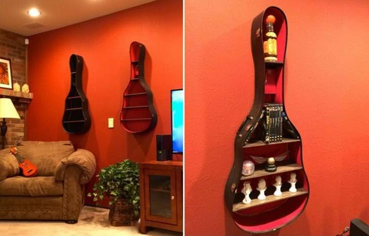 20 ideias de reciclagem na decoração