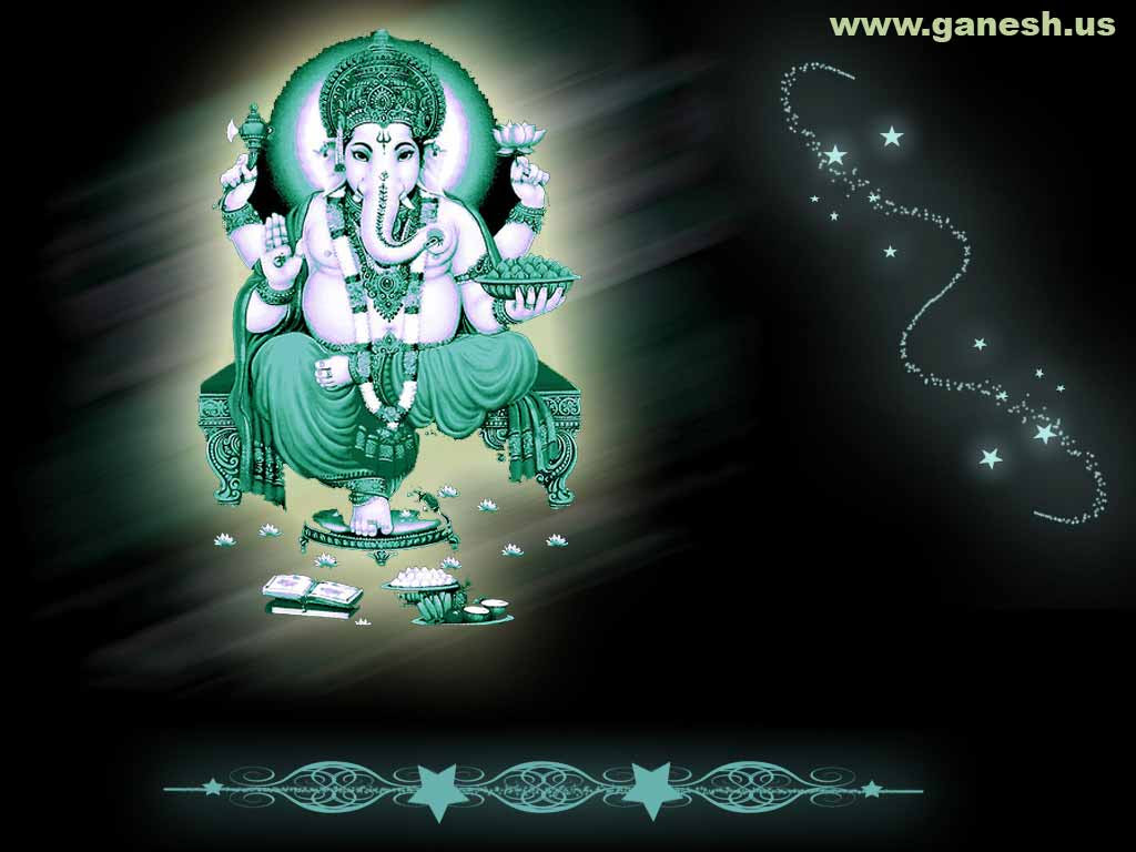 lord Ganesha High Resolulaton Wallpapers title=