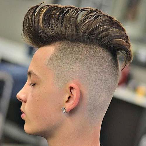 23 Dapper Haircuts  For Men Men s Hairstyles  Haircuts  2019