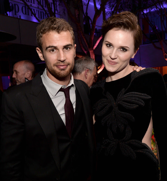 """Veronica Roth - Premiere Of Summit Entertainment's """"Divergent"""" - After Party"""