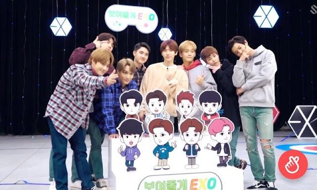 مترجم || برنامج EXO Arcade - I Will Show You EXO كامل