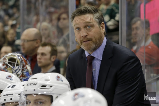 Patrick Roy a dirigé l'Avalanche du Colorado lors des... (Photo Ann Heisenfelt, archives AP)