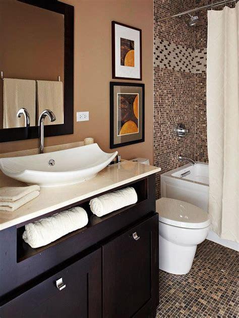 dark brown bathroom floor tile ideas  pictures