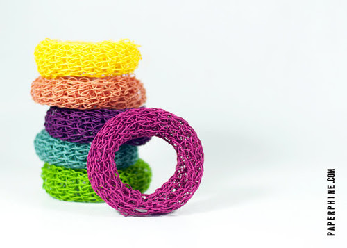 paper-twine-knit-bangles