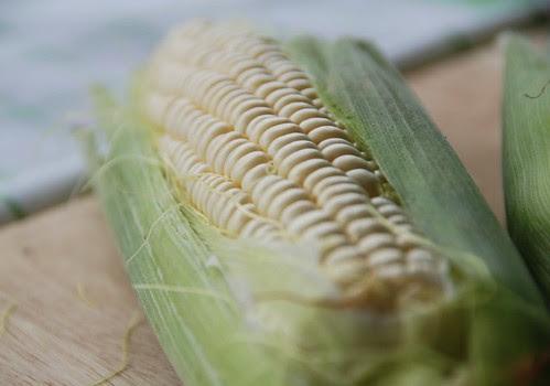 corn raw ear