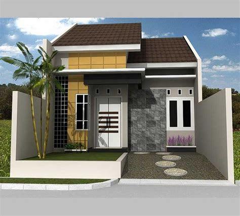 atap minimalis - desain rumah