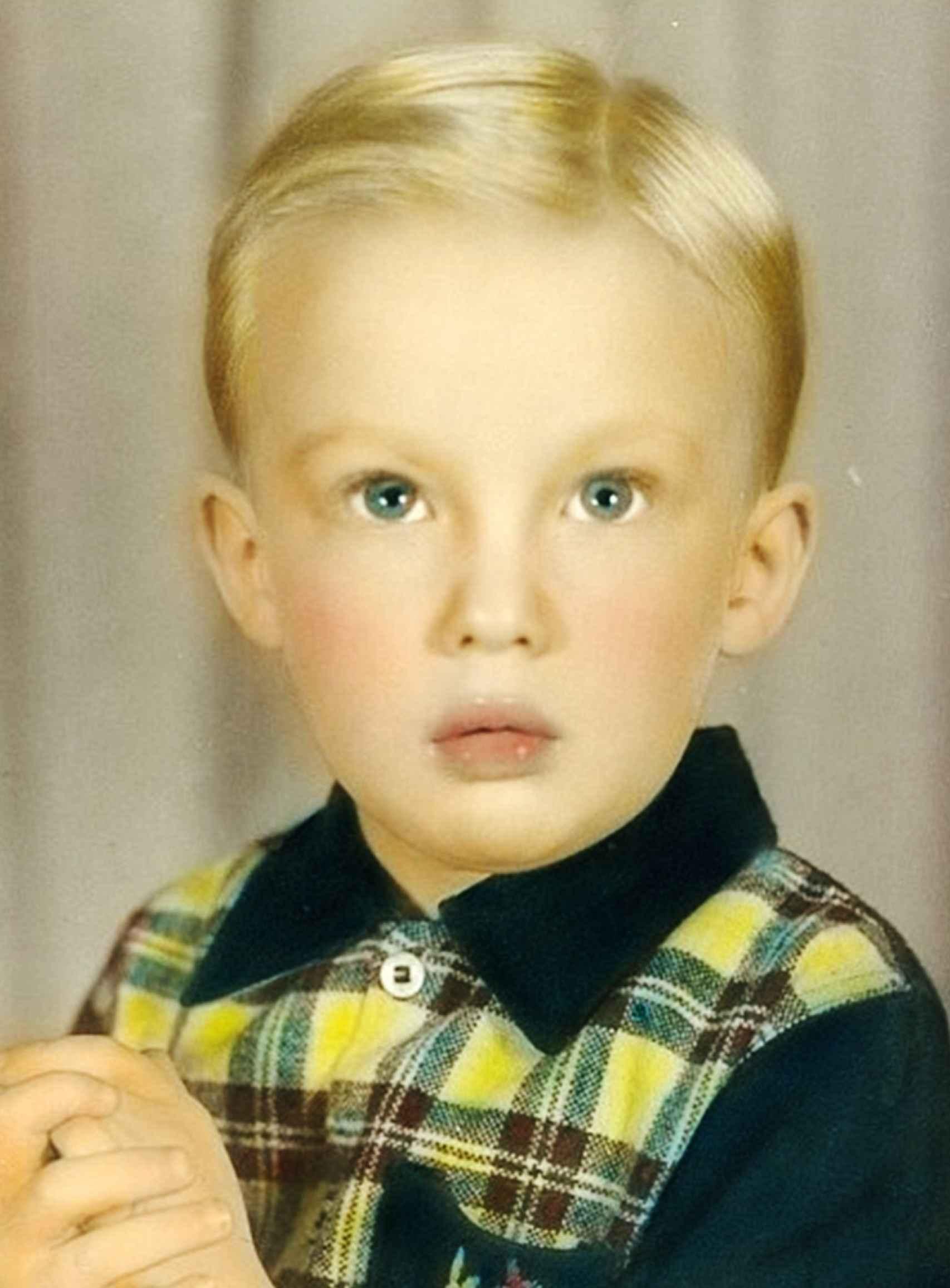 Donald Trump nació en 1946.