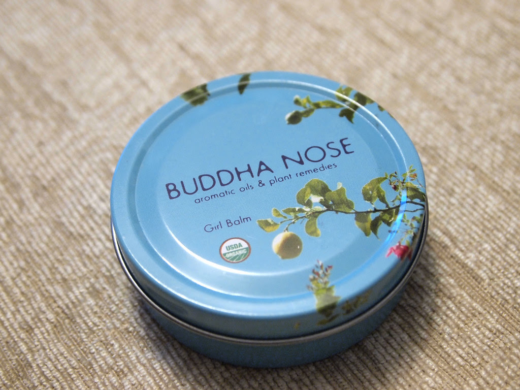 Buddha Nose Girl Balm