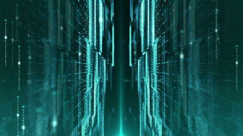 Digital Cyber World 03 Motion Background   VideoBlocks