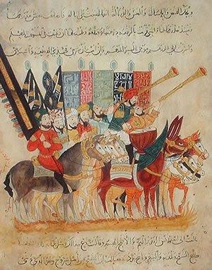 invasiòn musulmana