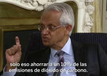 """""""Tenemos 10 años para frenar el calentamiento global"""""""