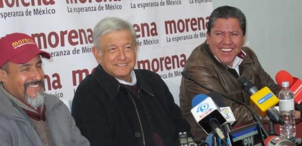 Conferencia de AMLO en Zacatecas. Foto: Especial