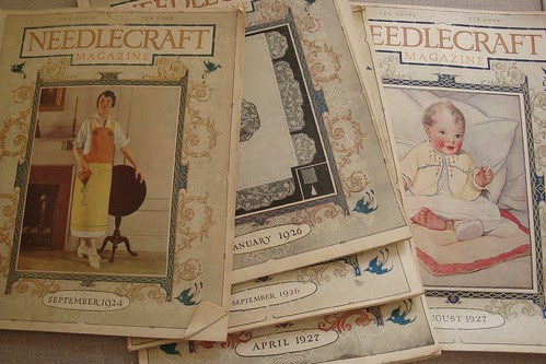 1920s Needlecraft Mags