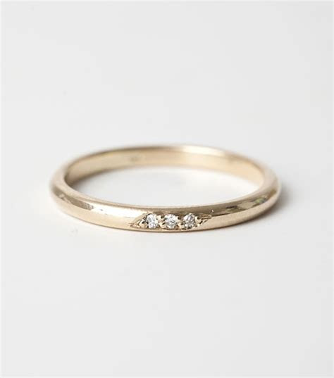 I would love this for a promise or engagement ring