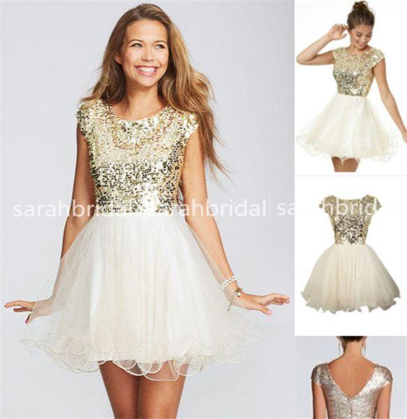 Short white evening dresses under 100