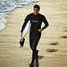 Surfer at Jan Juc, Torquay, Victoria, Australia IMG_7759_Torquay