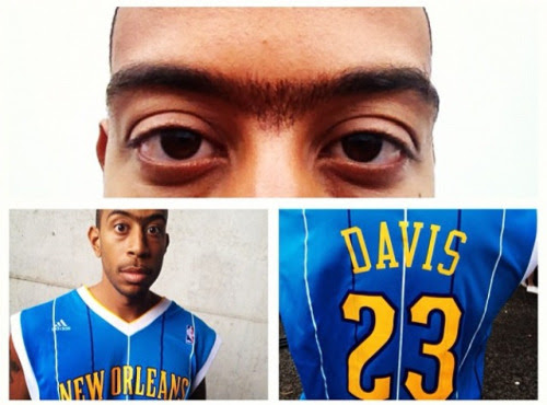 > Ludacris As Anthony Davis For Halloween - Photo posted in BX SportsCenter | Sign in and leave a comment below!