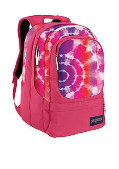 Jansport Air Cure Backpack - Pink Prep Hippy Skip - Online Only