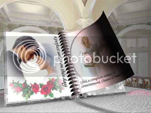 3D-Album Commercial Suite 3.30 Crea un álbum de fotos en DVD con efectos sorprendentes, puede seleccionar entre diferentes estilos y efectos