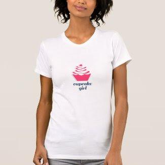 Cupcake Girl Tee