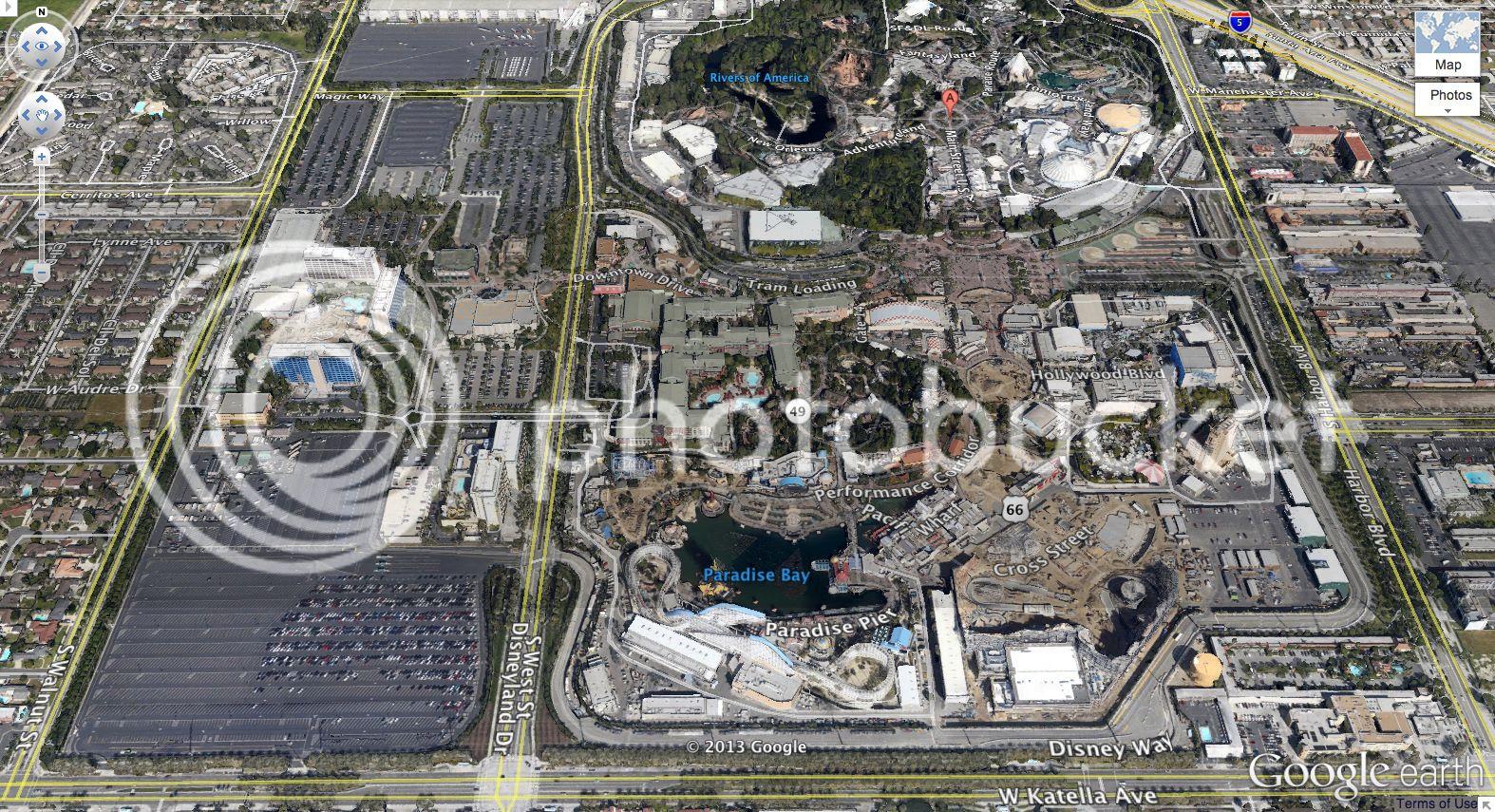 Will Disneyland Star Wars Land Be Built At Disney's California ... on