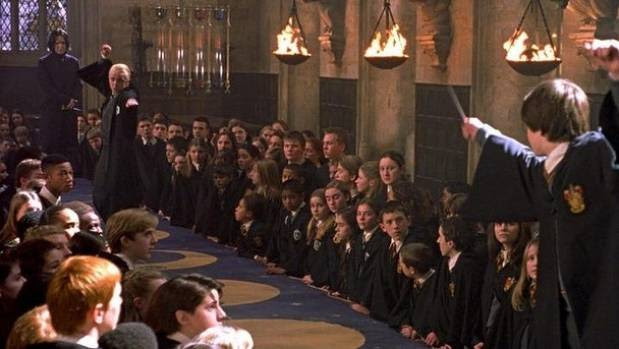 Draco Malfroy and Harry Potter go head-to-head in Harry Potter and the Chamber of Secrets, but at what cost?