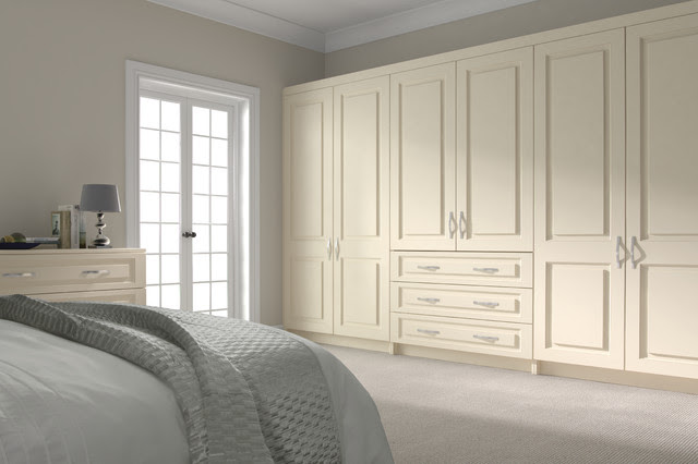 Trends - Fontwell - Bedroom Doors - traditional - dressers chests ...