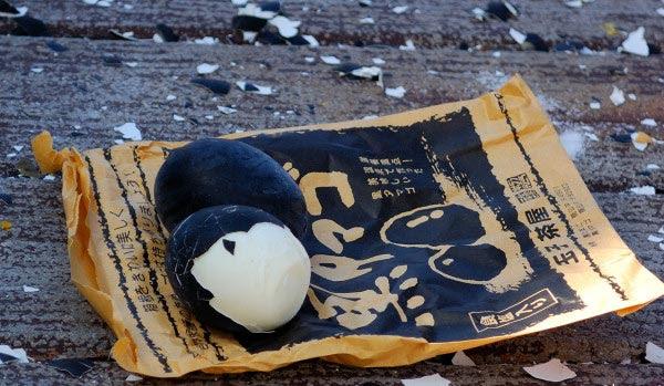 "perierga.gr - Τα παράξενα ""μαύρα αυγά της ζωής""!"