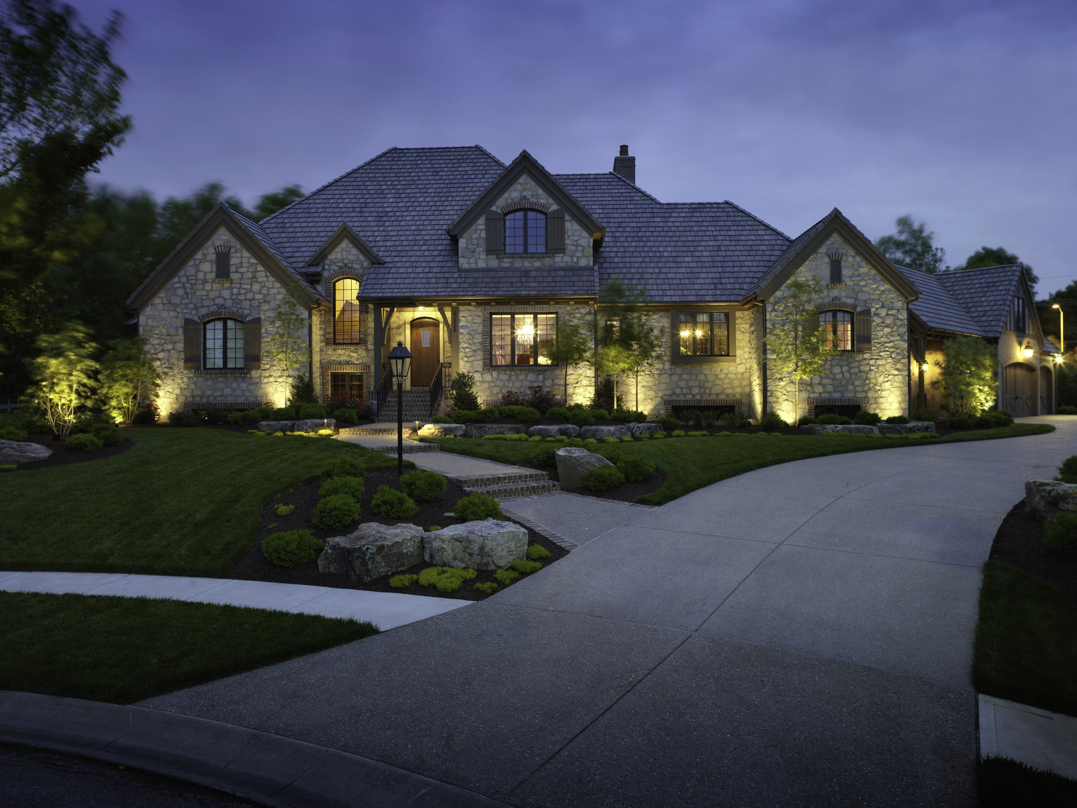 Low Voltage Landscape Lighting Vancouver Electrician Wirechief