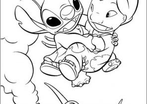 lilo and stitch coloring pages  coloring4free