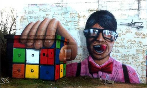 30 Examples Of 3d Street Art Art And Design