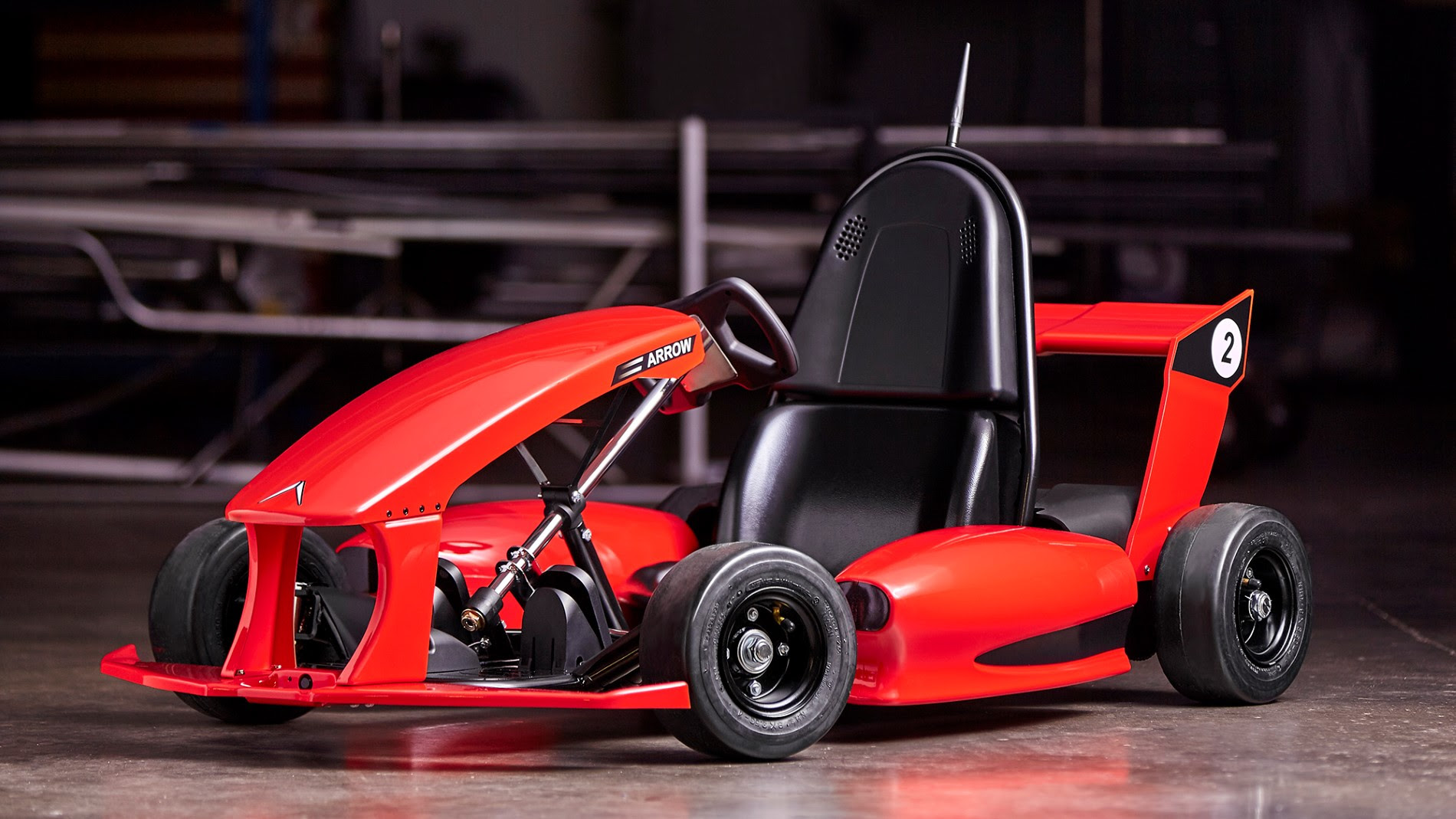Actev Arrow The First Smart Kart For Kids