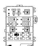 1996 Ford F 150 Under Hood Fuse Box Diagram