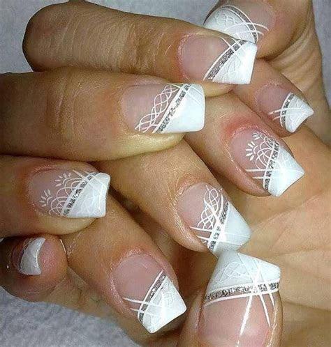 A List of Cute Wedding Nail Designs ? SheIdeas