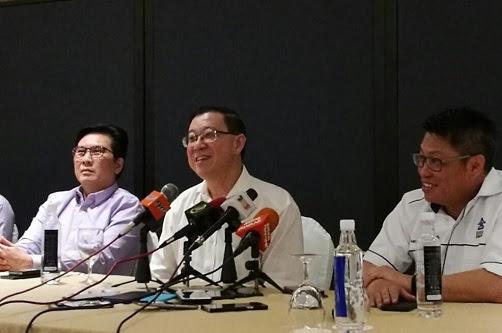 Langkah PD: DAP aktif jentera sokong Anwar - Guan Eng