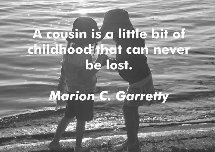 My Cousin Is My Best Friend Quotes