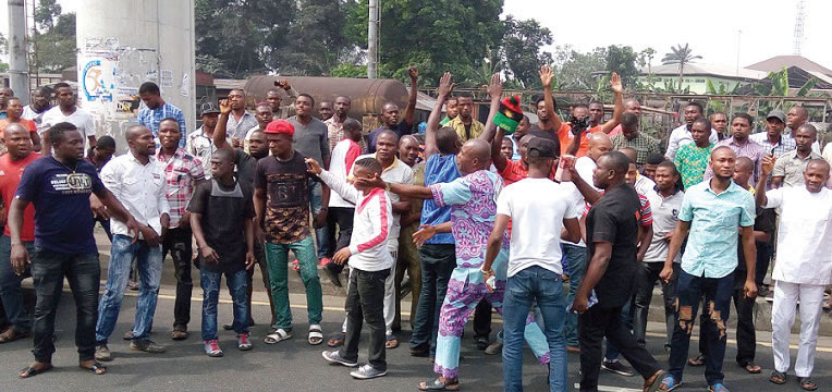 Igbo political contractors trying to kill Biafran agitation —IPOB