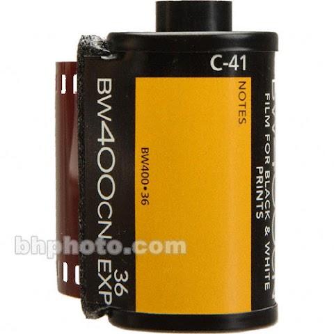 Black And White C41 35mm Film