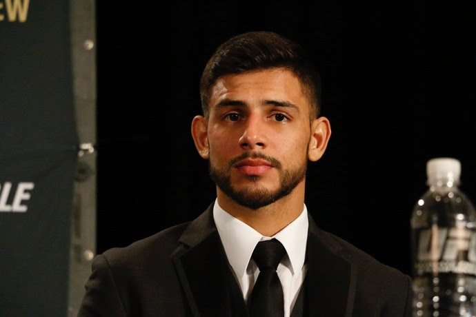 Yair Rodriguez UFC 197 (Foto: Evelyn Rodrigues)