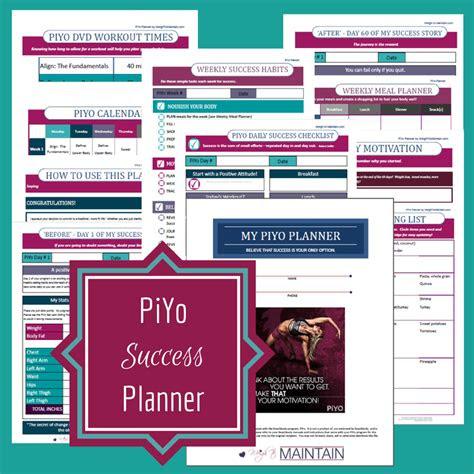 ultimate piyo review  guide yoga