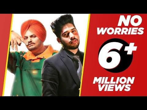 No Worries Lyrics - Sidhu Moosewala | Latest Punjabi Song 2020