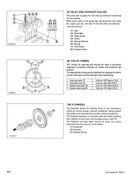 Kubota WG600-B Gasoline Engine Workshop Manual PDF