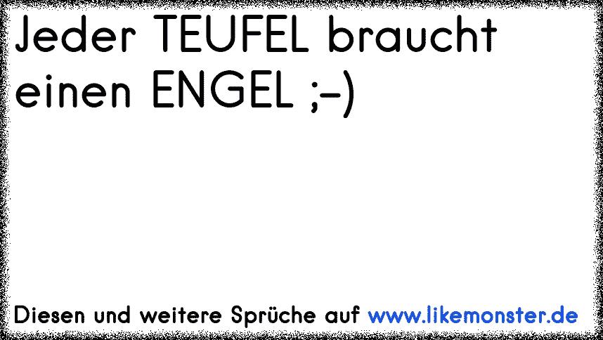 Text Engel Und Teufel Geburtstag